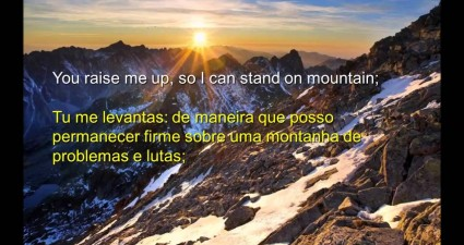 YOU RAISE ME UP (vídeo)