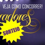 SORTEIO DE 1 DVD+CD ADORADORES