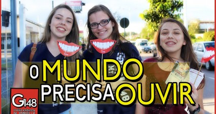 O MUNDO PRECISA OUVIR (Clipe musical)