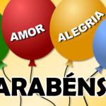 PARABÉNS PELO SEU ANIVERSÁRIO (Vídeo)